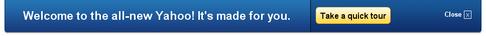 Yahoo Blank State- Toolbar