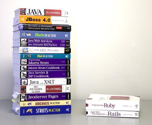 Java x Rails
